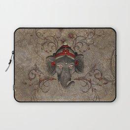 Indian elephant Laptop Sleeve