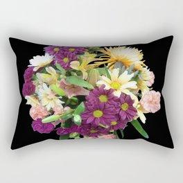 FLOWER POWER! Rectangular Pillow