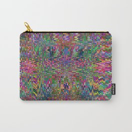 Runny Mosaic Carry-All Pouch