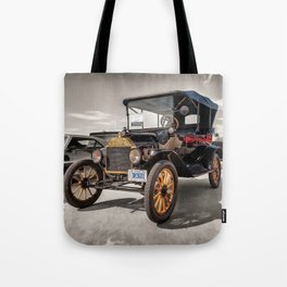 1916 Ford Model T Tote Bag