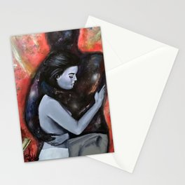 Holding On With You Stationery Cards