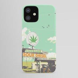 SOUR DIESEL iPhone Case