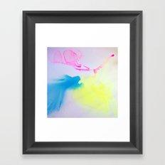 Washes IV Framed Art Print
