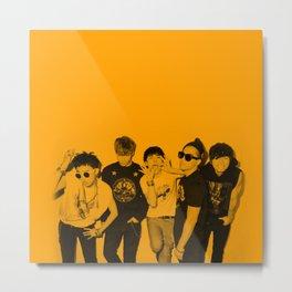 Bigbang Group Metal Print