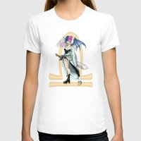 libra T-shirts featuring Libra by CaptainSunshine