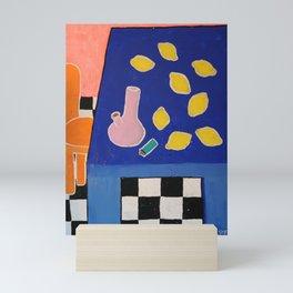 Never Liked Lemonade Mini Art Print