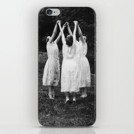 Women's Suffrage Pagent, 1920s iPhone Skin