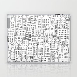 Coit City Pattern 1 Laptop & iPad Skin