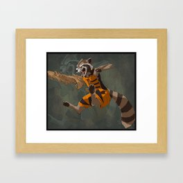 What's a Raccoon Framed Art Print