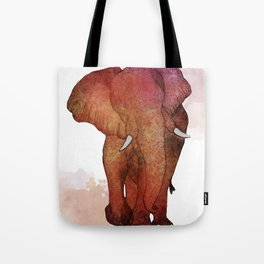 Eva the Ele Tote Bag