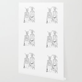 Bullfighting bandits Wallpaper