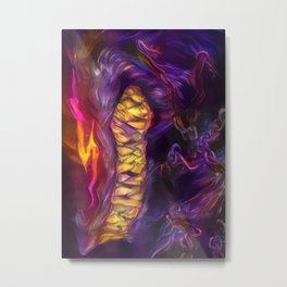 Berserker mode Metal Print