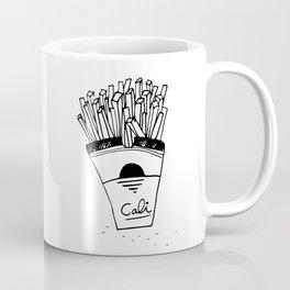 Cali Fries Coffee Mug