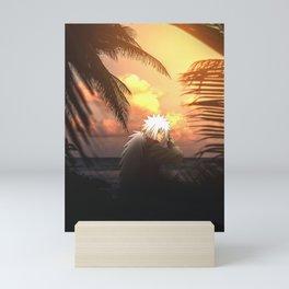 Jiraiya v.2 Mini Art Print