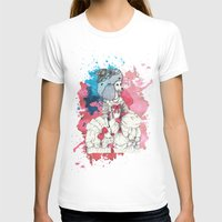 marie antoinette T-shirts featuring Marie Antoinette by Phie Hackett