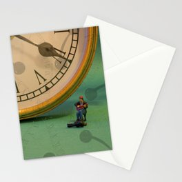 Big Time Busker Stationery Cards