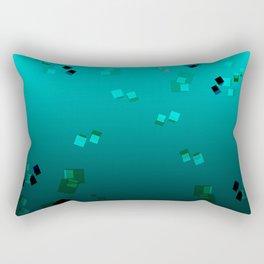 20180707 Graphic gradient pleasure No. 1 Rectangular Pillow