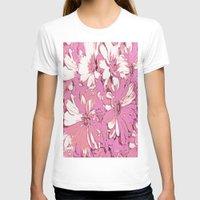 daisy T-shirts featuring Daisy  by Saundra Myles
