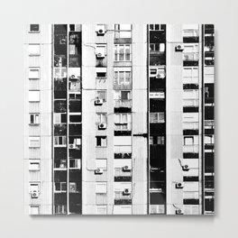 Belgrade | Takovska | black and white Metal Print