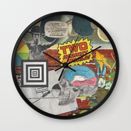 Strychnine Summertime Wall Clock