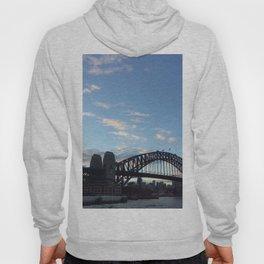 Sydney Australia harbour bridge Hoody