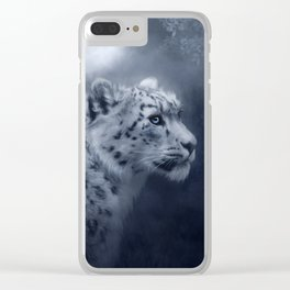 I'll Find My Way Home Clear iPhone Case