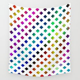 Diamonds Wall Tapestry