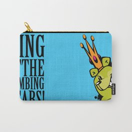 illsurge : King Of The Bombing Bears (2) Carry-All Pouch