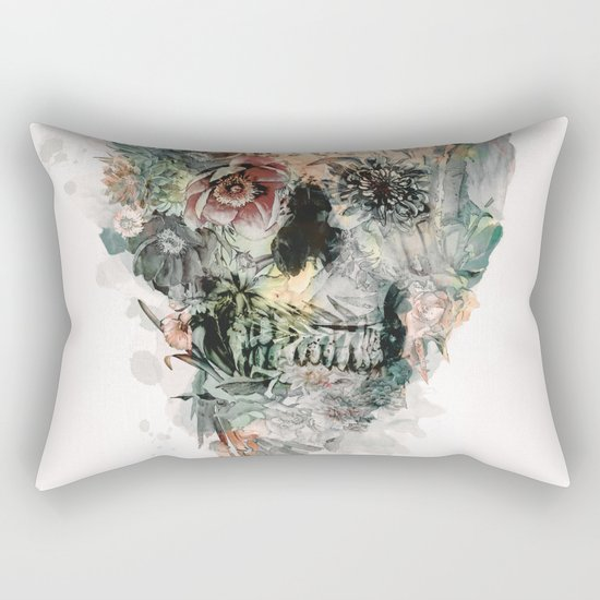 Momento Mori XIII Rectangular Pillow