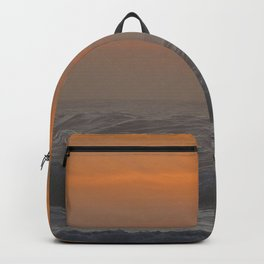 stormy seas Backpack