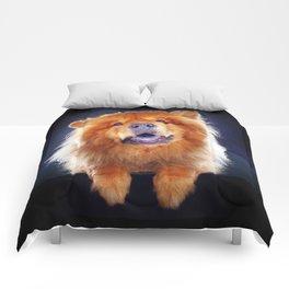 Super Pets Series 1 - Super Chow Comforters