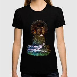 Buddah - San Francisco Japanese Tea Garden T-shirt