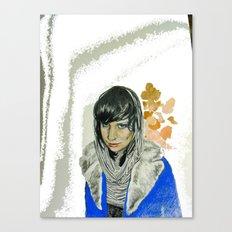 sarah Canvas Print
