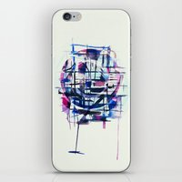 coasters iPhone & iPod Skins featuring Coasters Wanted by Sam Berliner