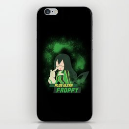Froppy iPhone Skin