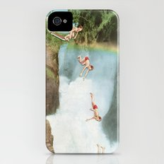 Diving Board iPhone (4, 4s) Slim Case