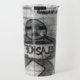Boy for sale... Travel Mug
