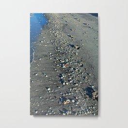 Caspersen Beach- vertical Metal Print