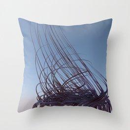 633 Uprising Throw Pillow
