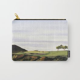 Torrey Pines South Golf Course Hole 3 Carry-All Pouch