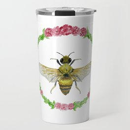 Sweet Honey Bee Travel Mug