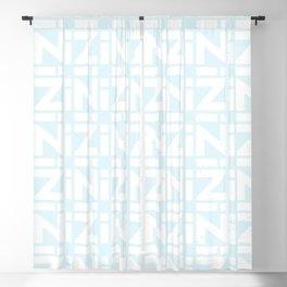 nizi bakery 001 Blackout Curtain