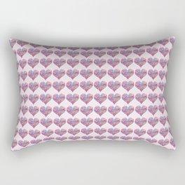 In Your Heart Rectangular Pillow