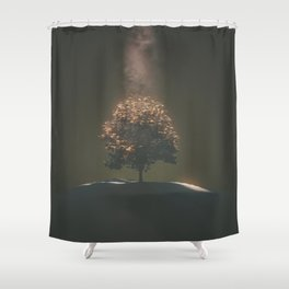 21 hour thanks Shower Curtain