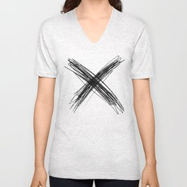XS Unisex V-Neck