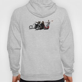 peewee rider. Hoody