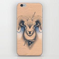 Capricorn / Ram iPhone & iPod Skin