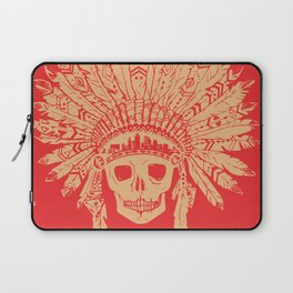 KC Headdress Laptop Sleeve