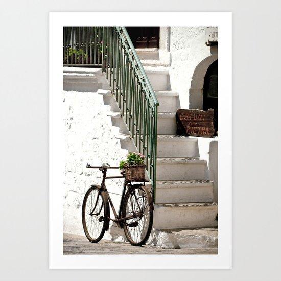 Italy 2 Art Print