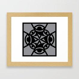 Masseyes Framed Art Print